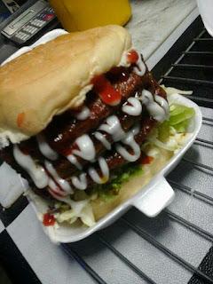 Burger Sedap di Batu Pahat Johor| Burger 37