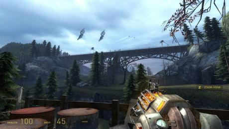 Half Life 2 Episode 2 GamePlay PC Screenshot