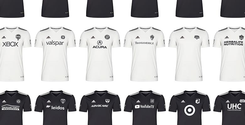c952e56e7 All Major League soccer teams will wear the Adidas Parley 2018 MLS jersey  during Earth Day weekend