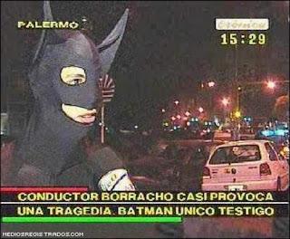 Argentina bizarra batman