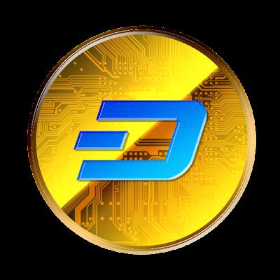 Dashのフリー素材(金貨ver)