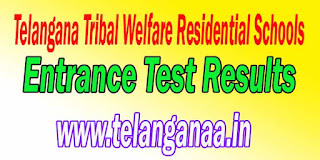 Telangana Tribal Welfare Residential Schools TS Gurukulam Intermediate Admissions 2017 Online Application