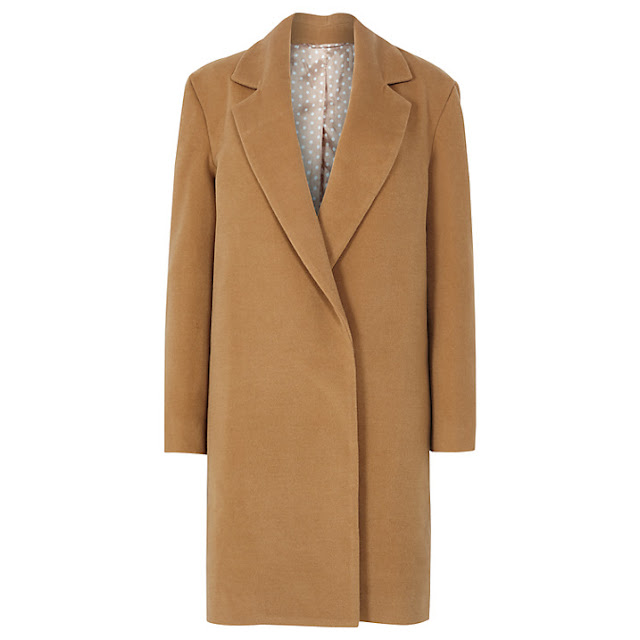 sugarhill boutique camel coat,