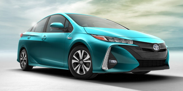 2017 Toyota Prius Plug in Review