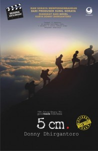 Download Film 5 CM (2012) Bluray 720p Gratis