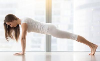 Plank Latihan Sederhana Efektif Cukup 10 Detik