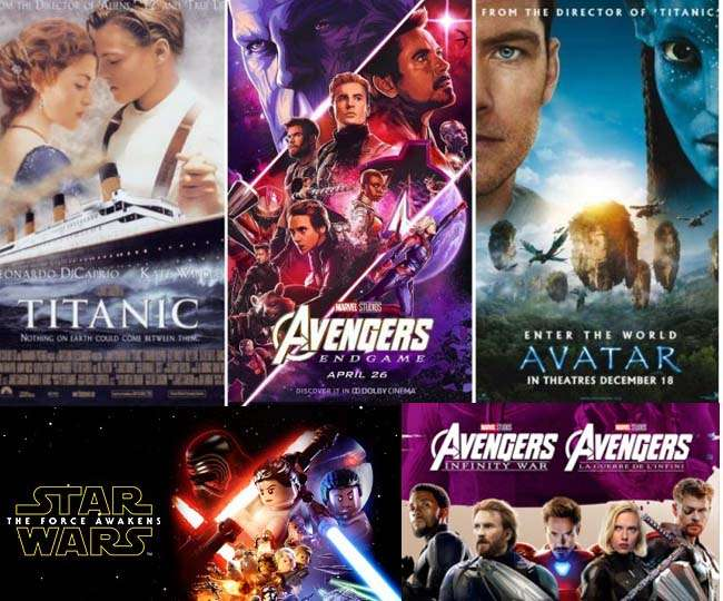 Record Setting Top Movies