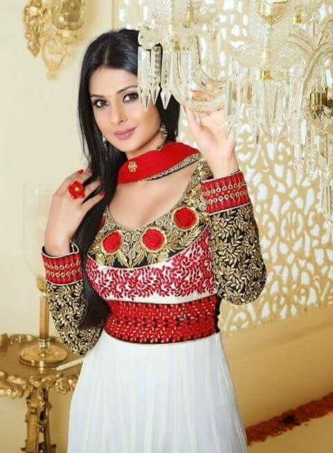 Jennifer Winget to Play Role