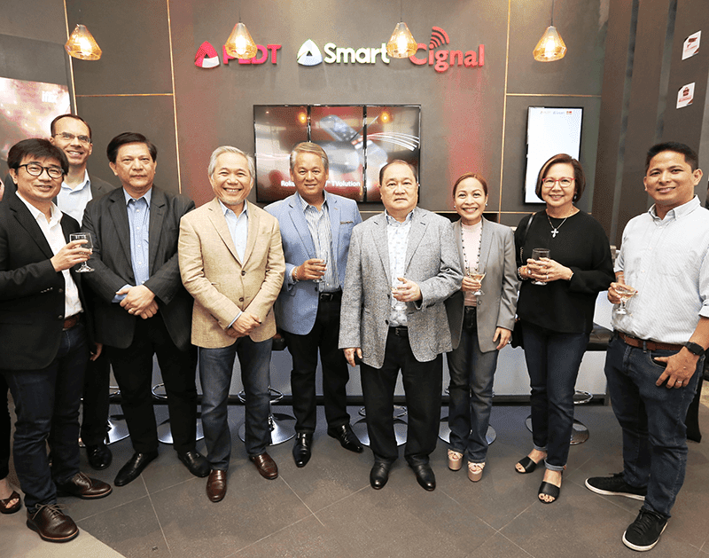 First ever PLDT, Smart, and Cignal in BGC now open!