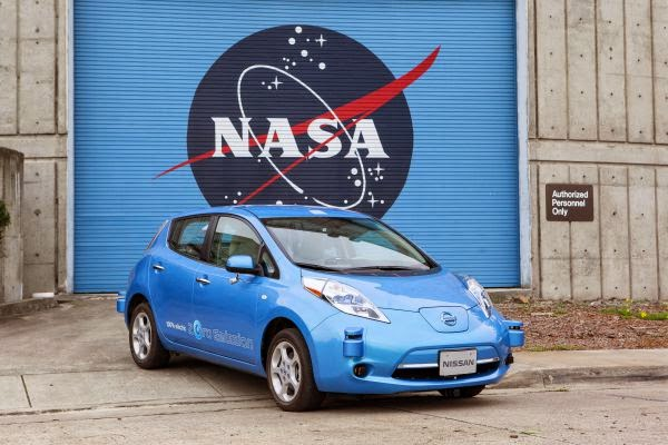 Self-driving cars to work on the ground and in space