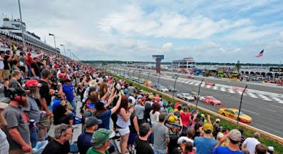 #NASCAR Announces Race Start Times for 2017 Season