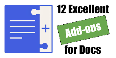 12 Excellent Add-ons for Google Docs