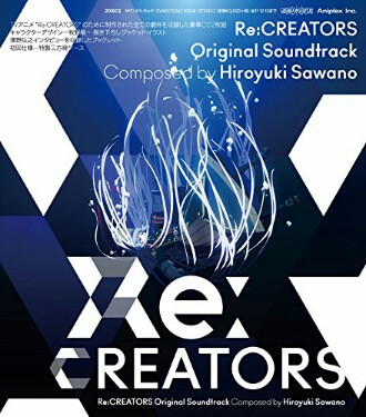Download Re:Creators Original Soundtrack
