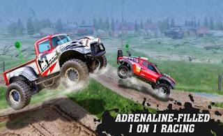 Monster Truck Racing (Unreleased) Apk Terbaru