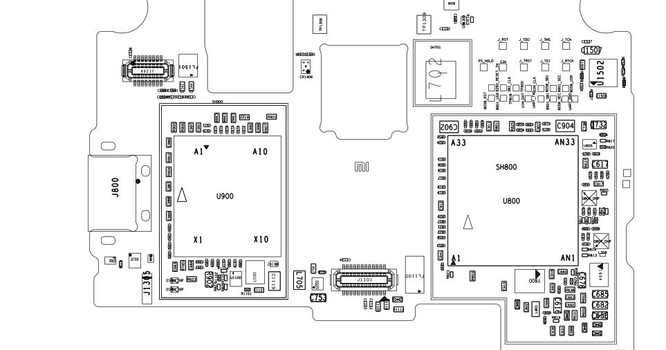 Diagram Schematic Diagram Xiaomi Redmi 1s Full Version Hd Quality Redmi 1s Diagramhondap Gisbertovalori It