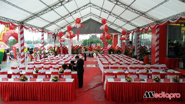Tổ chức sự kiện Nghệ An
