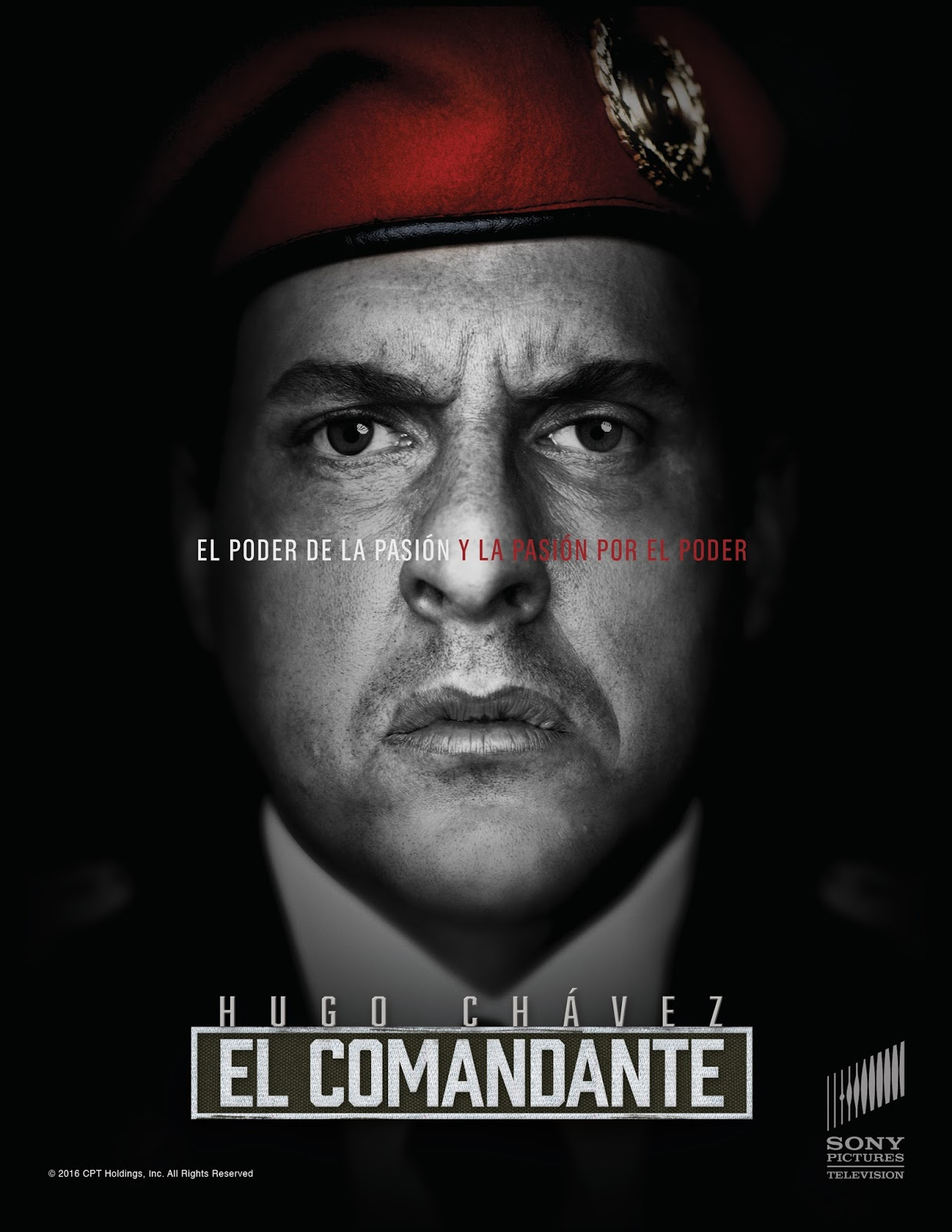 El Comandante 1x60 Latino Disponible
