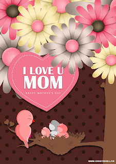 i love u mom happy mothers day greetings