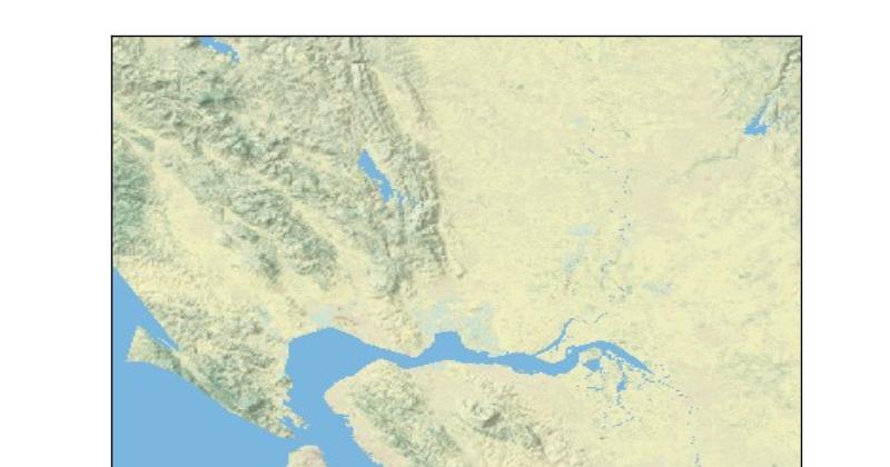 Qingkai's Blog: Nice Python Basemap Background
