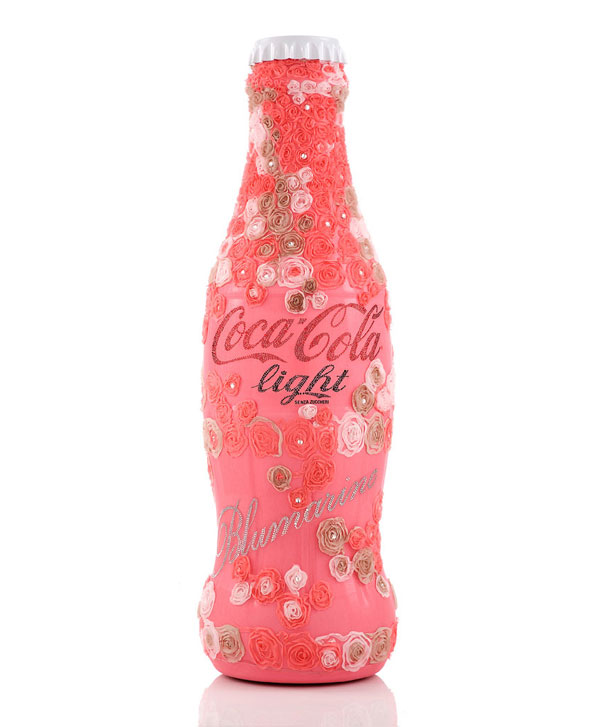 Coca-Cola. Tribute to Fashion