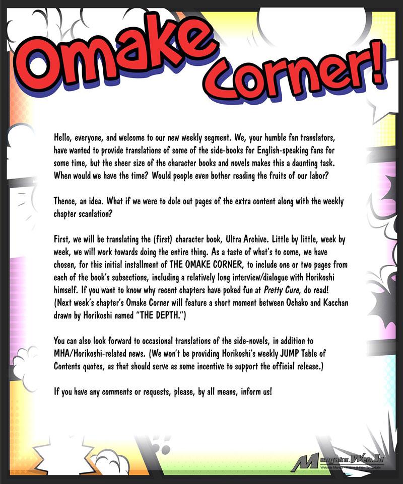 Boku no Hero Academia Chapter 145-14