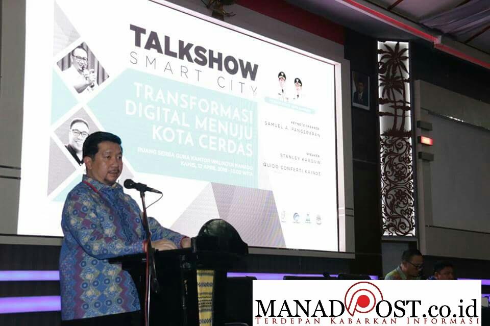 Berantas Kabar Hoax, Ini Yang Dilakukan Diskomninfo Pemkot Manado