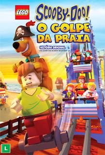 LEGO Scooby-Doo!: O Golpe da Praia - BDRip Dual Áudio