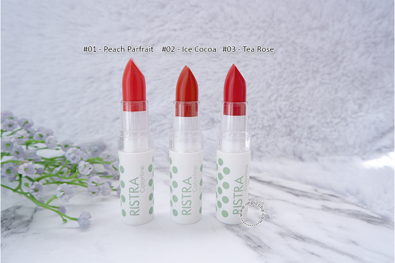 Ristra Colorline Lipstick