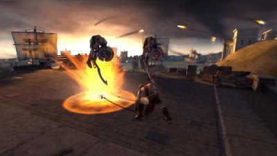 God of War 2 PC high Compress