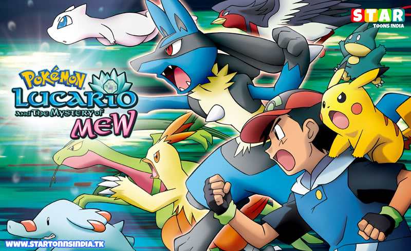Pokemon Lucario And The Mystery Of Mew Hindi Full Movie Hd Cn