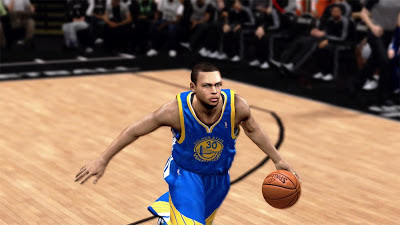 San Antonio Against Golden State Warriors 2K13 Playoffs
