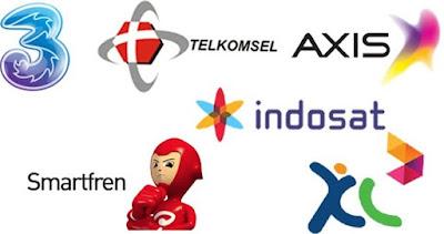 Cara Registrasi Ulang Kartu Simpati, AS, XL, Indosat Ooredoo, Tri, SmartFren