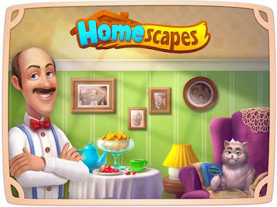 Homescapes Mod Apk Download (Unlimited Coins/Lives/Boosters )
