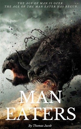 MAN EATERS: The Last Refuge by Thomas Jacob