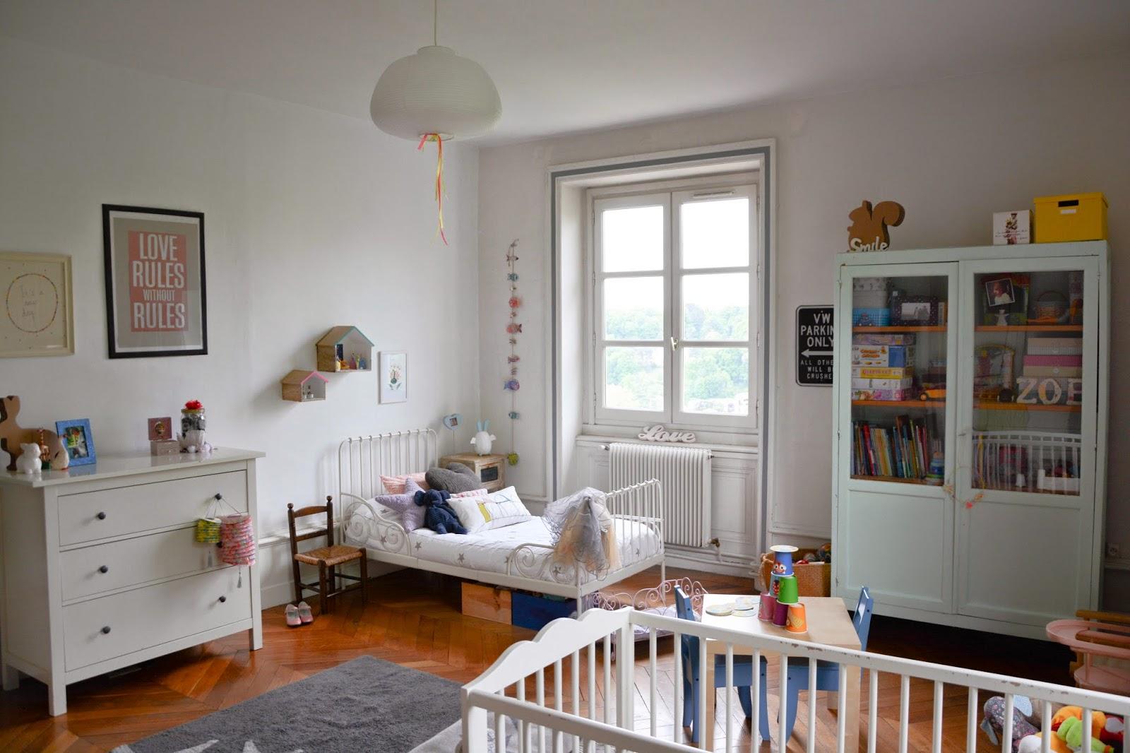 ilovequeencharlotte: La chambre des kids / La habitación de los niños