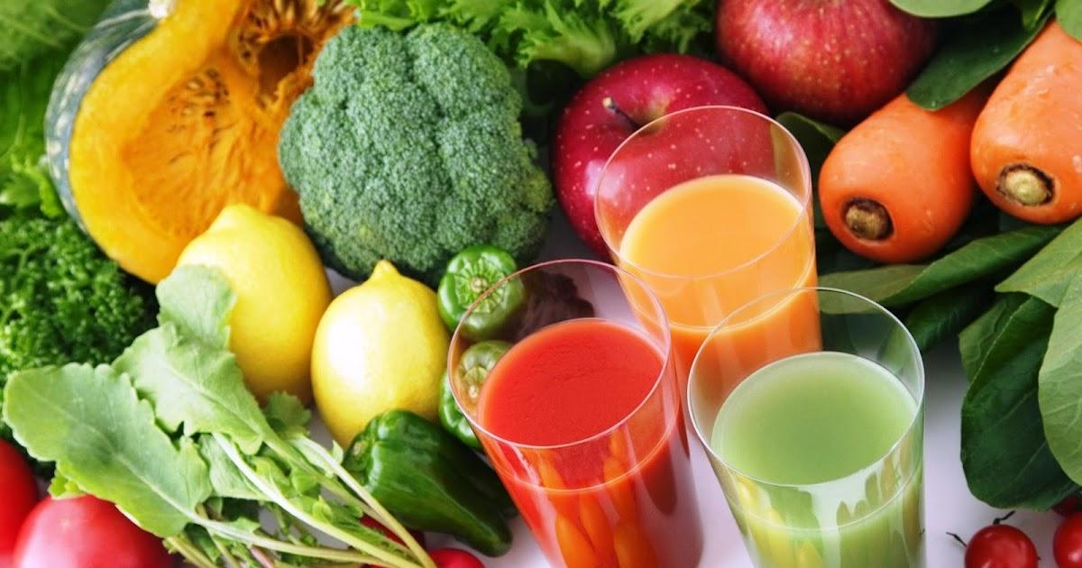 Ini Dia 10 Minuman Detox Diet Terbaik Yang Wajib Anda Coba !!!