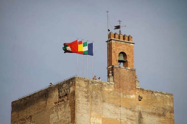 Resultado de imagen de torre de la vela alhambra