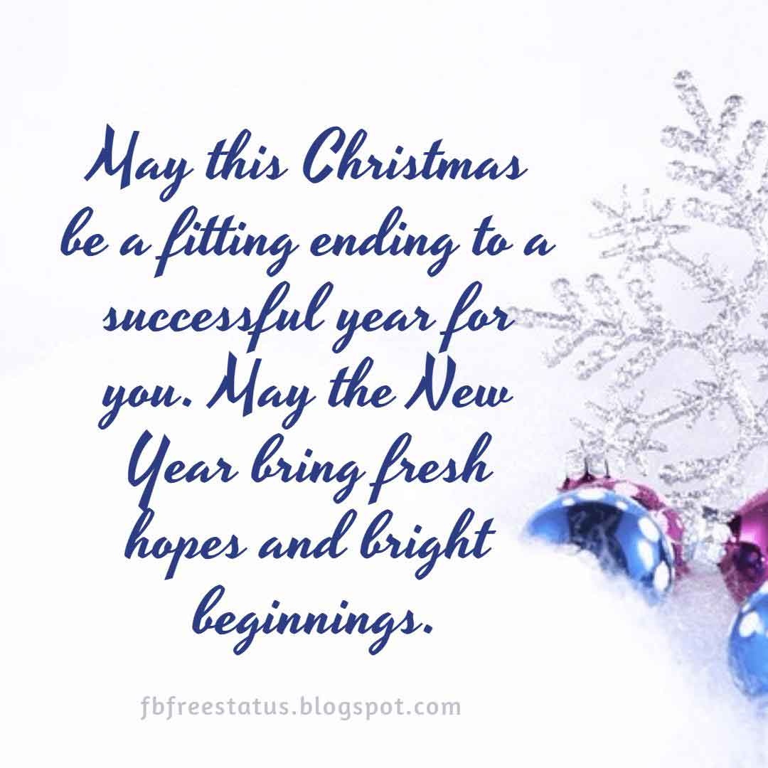 Inspirational Christmas Greeting Messages and Wishes