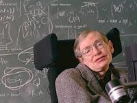 Stephen Hawking, Fisikawan Lumpuh Penerus Newton dan Einstein