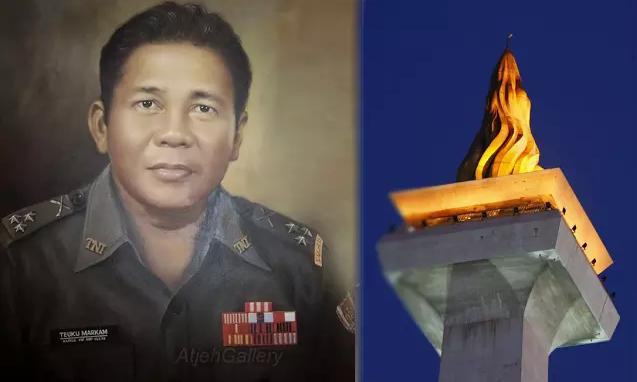 Miris !! Kisah Tragis Sang Penyumbang Emas Untuk Tugu MONAS Jakarta