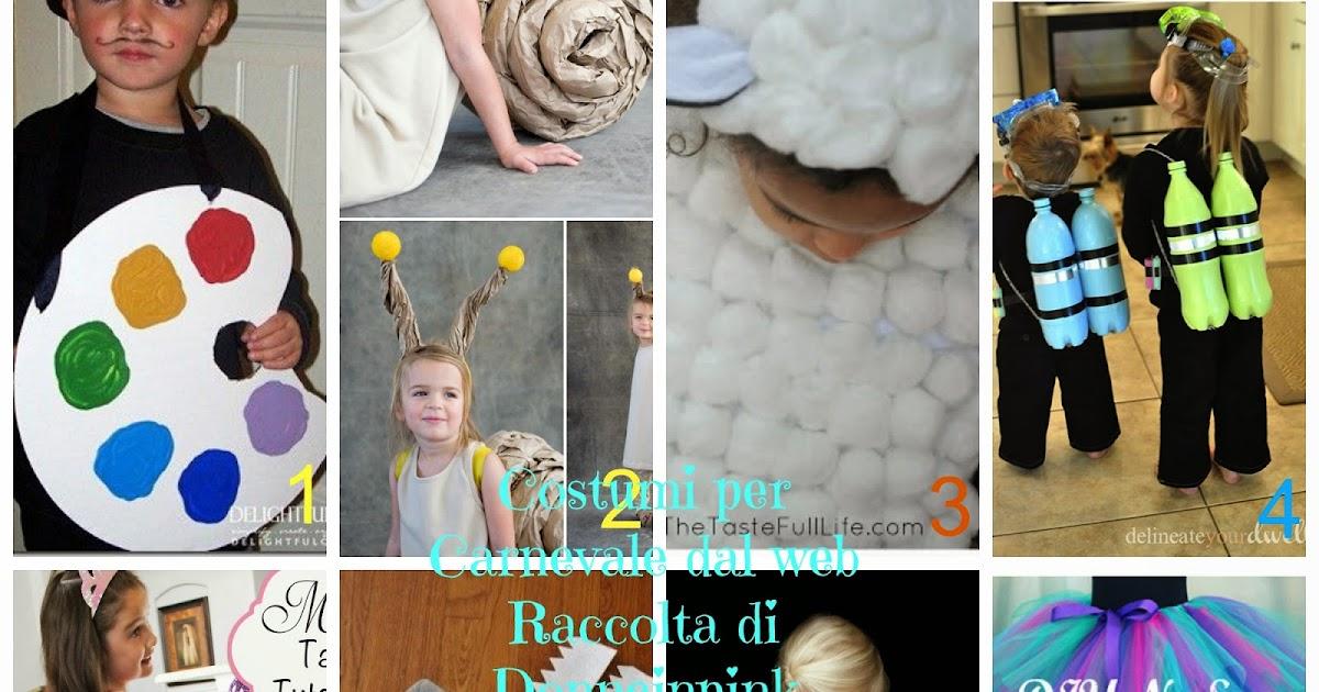 b22ff1fc131c 8 Costumi di Carnevale fai da te - Tutorial semplici e veloci | donneinpink  magazine