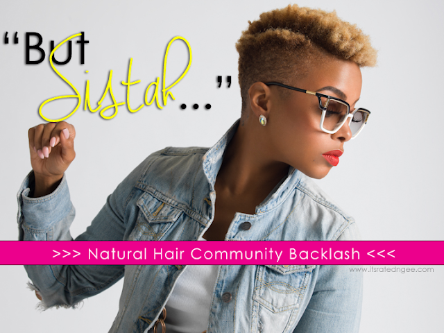 natural hair community backlash