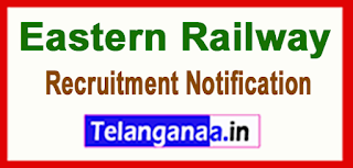 Eastern Railway Recruitment Notification 2017 Last Date 23-05-2017