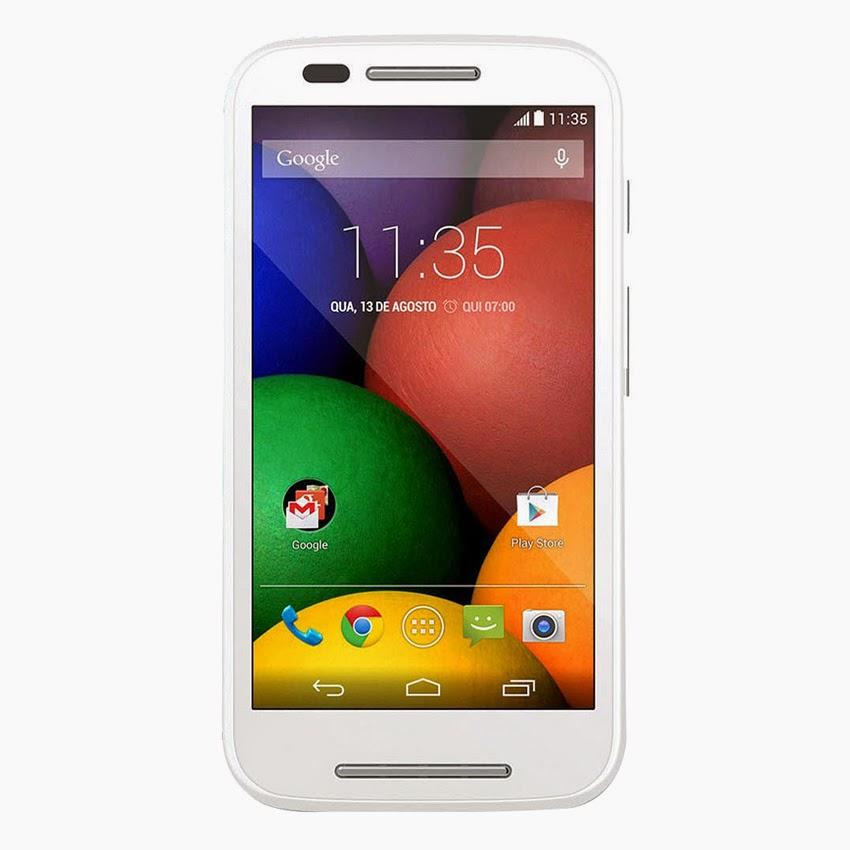 Motorola Moto E Dual Sim Specifications Review