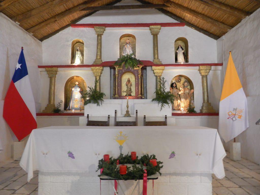 Igreja de Toconao no Atacama