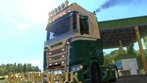 Gerbuvet B.V.Skin for Scania 2016