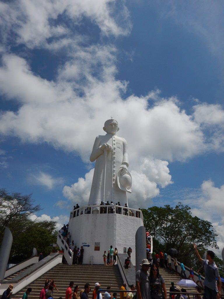 Padre Cícero em Juazeiro do Norte