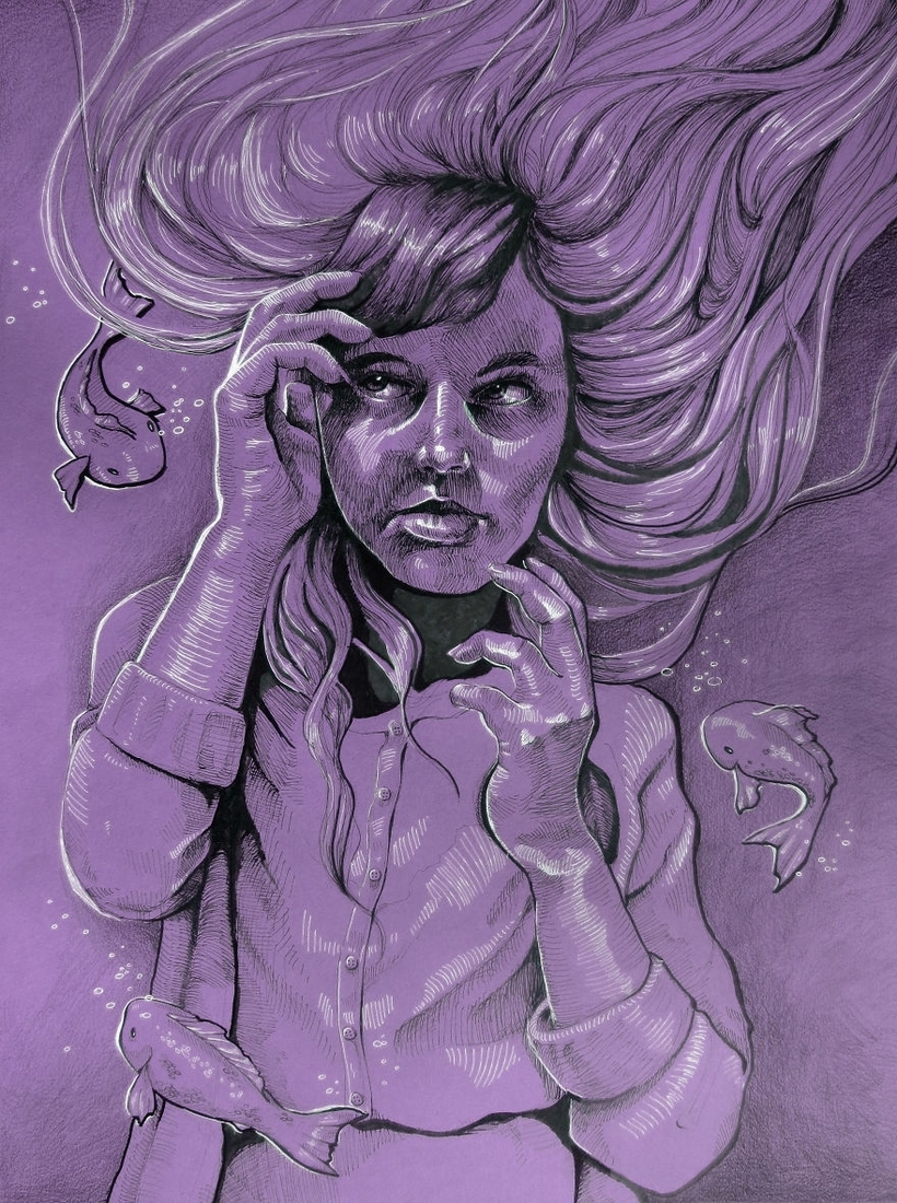 07-Inspiration-Dayi-Fu-A-Friend-s-Emotions-Expressed-in-Drawings-www-designstack-co