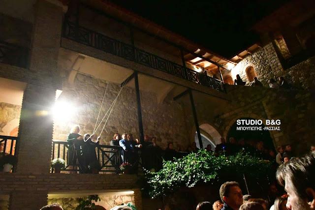 Αργολίδα: Στην Ιερά Μονή Αγίου Δημητρίου Καρακαλά εξελέγη νέα Ηγουμένη