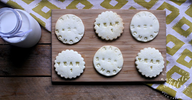Back to school biscuits that are gluten free and dairy free